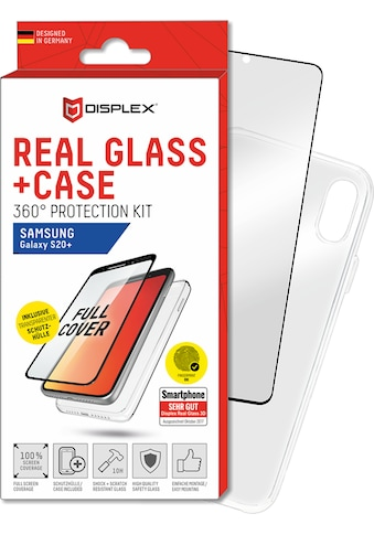 Displex Schutzglas »Real Glass 3D + Case für Samsung Galaxy S20+« kaufen
