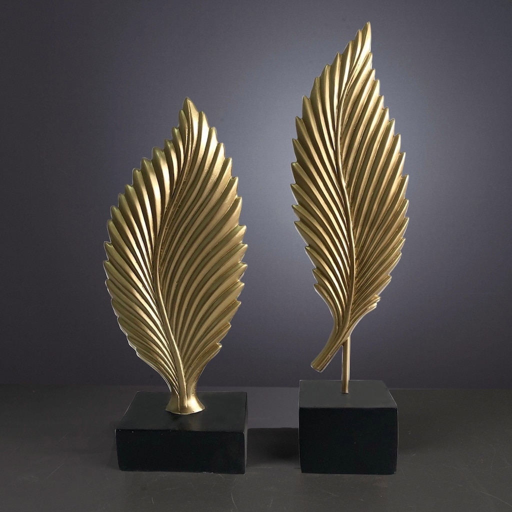 KRONO Dekofigur »Blatt Petal« (1 Stück)