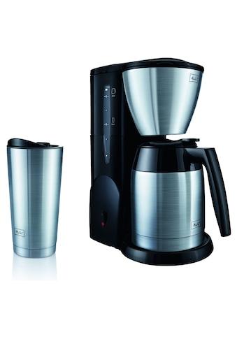 Melitta Filterkaffeemaschine »Single5® Therm M728«, Papierfilter, 1x2, mit... kaufen