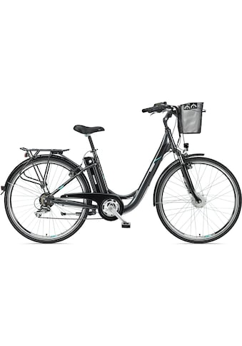 Telefunken E - Bike »Multitalent RC820«, 7 Gang Shimano Acera Schaltwerk, Frontmotor 250 W kaufen