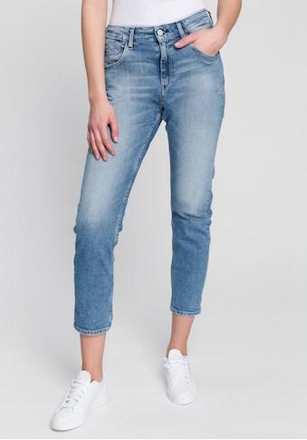 Replay Boyfriend-Jeans »Marty«, im 5-Pocket-Style kaufen