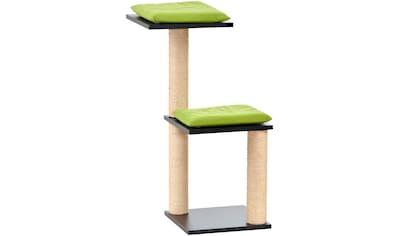 SILVIO DESIGN Kratzbaum »Dara«, B/T/H: 68/55/87 cm, grün kaufen