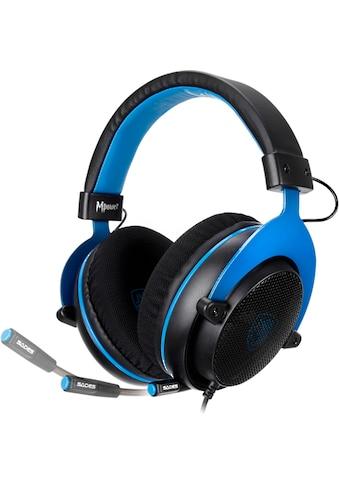 Sades Gaming-Headset »Mpower SA-723«, Kompatibel mit PS4, PS5, Xbox One, Xbox Series X/S und Nintendo Switch kaufen
