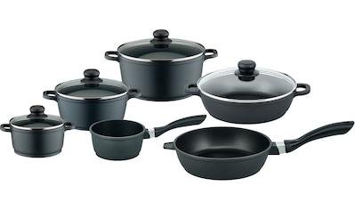 Elo Basic Topf - Set »Black Cast« (Set, 10 - tlg.) kaufen