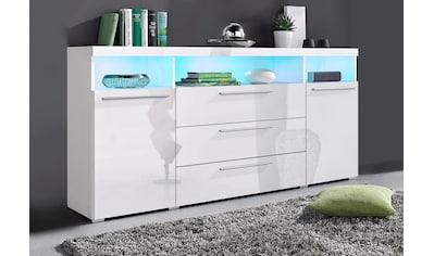 TRENDMANUFAKTUR Sideboard »India«, Breite 182 cm kaufen