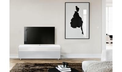 SPECTRAL Lowboard »SCS«, mit Soundbarablage, wahlweise mit TV-Halterung, Breite 165 cm kaufen