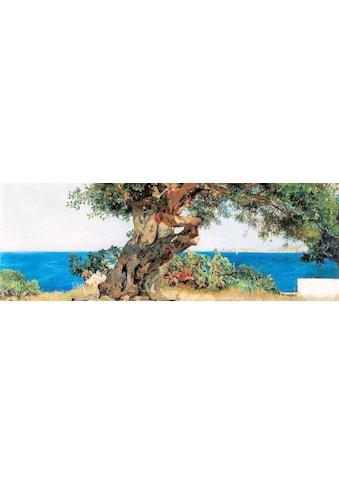 Home affaire Kunstdruck »JOAQUIN SOROLLA Y BATISTA / Algarrobo«, (1 St.) kaufen