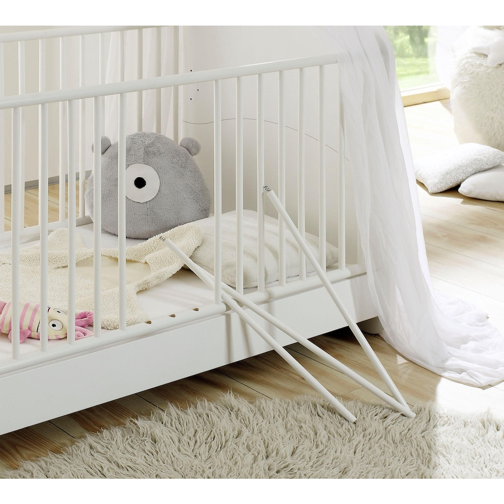 now! by hülsta Bett »now! minimo«, umbaubar zum Juniorbett