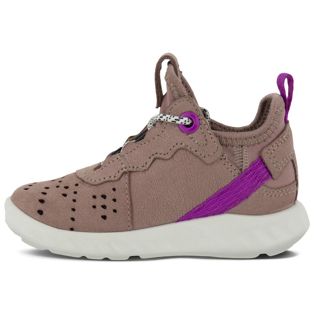 Ecco Sneaker »SP.1 Lite«, in trendiger Optik