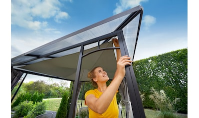 KONIFERA Sonnensegel BxL: 300x400 cm für Pavillon Barbados kaufen