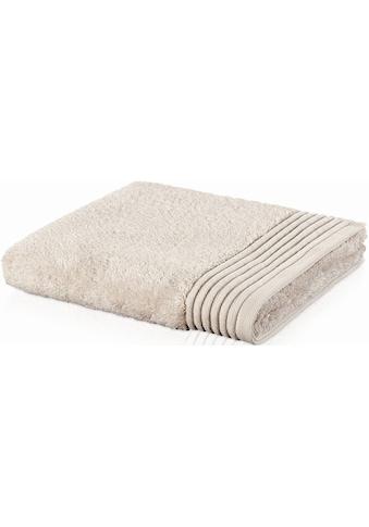 Möve Handtuch »Loft«, (1 St.), mit breiter Bordüre kaufen