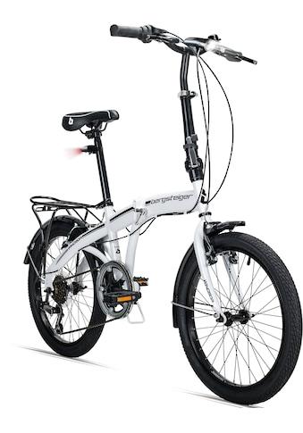 bergsteiger Faltrad »Windsor«, 6 Gang Shimano Kettenschaltung kaufen