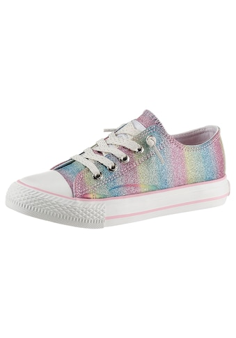 Dockers by Gerli Slip-On Sneaker, im Regenbogen-Farbverlauf kaufen