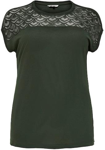 ONLY CARMAKOMA Longshirt »Flake« kaufen