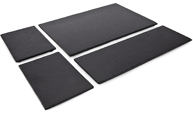 ROMINOX Servierplatte »Tapas«, (Set, 4 tlg.), aus Naturschiefer kaufen