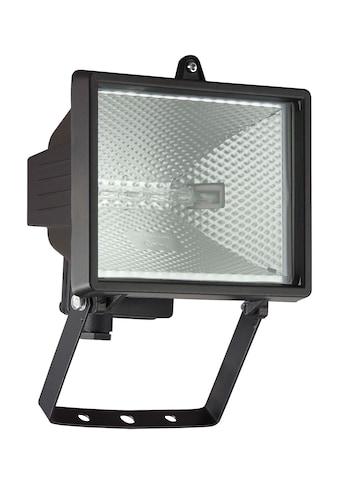 Brilliant Leuchten Tanko Außenwandstrahler 25cm schwarz kaufen