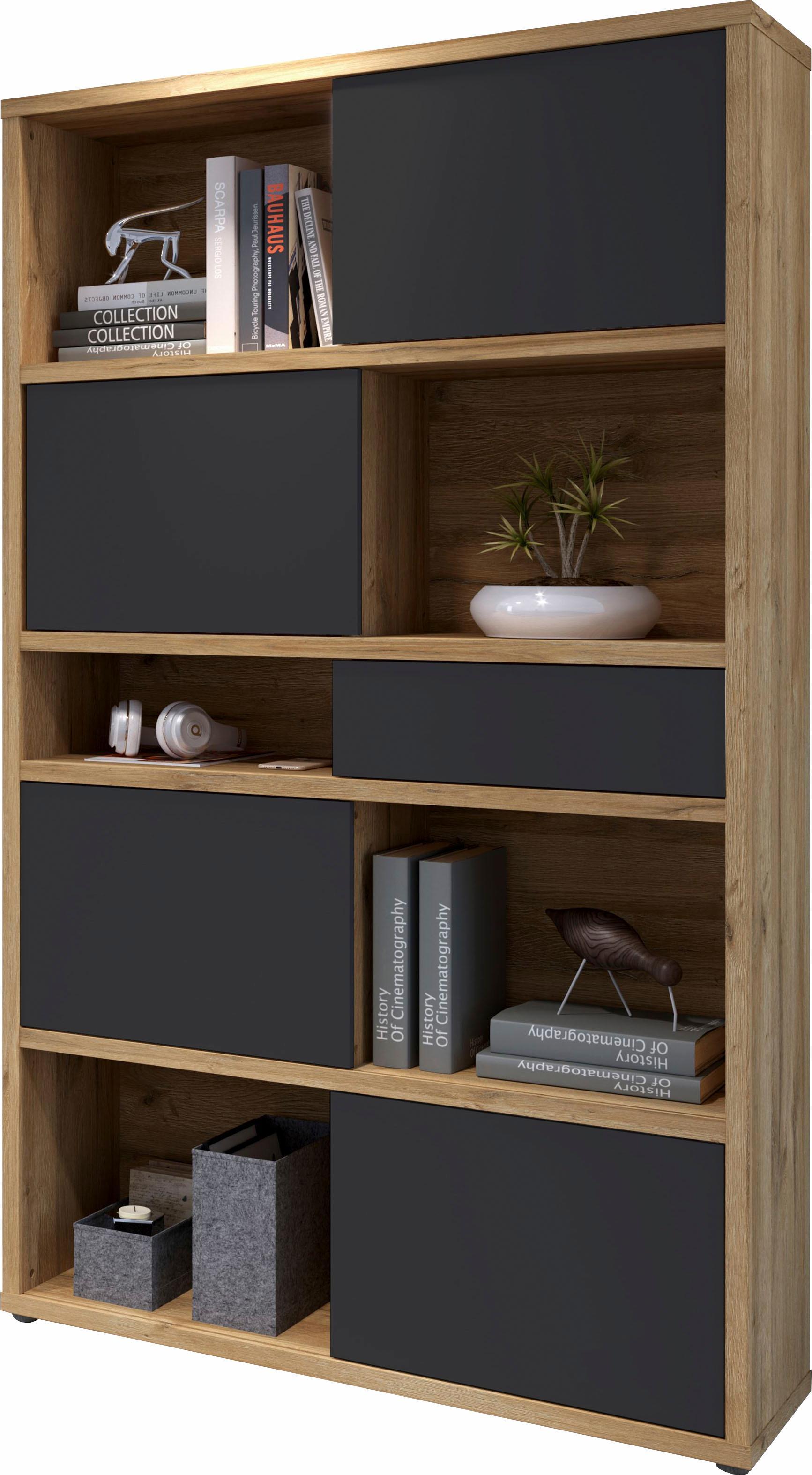HMW Standregal Slide | Wohnzimmer > Regale > Einzelregale | HMW