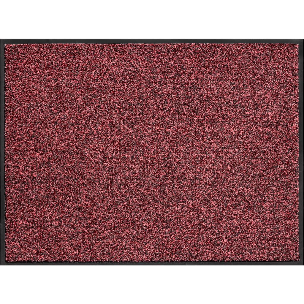 Home affaire Fußmatte »Noyack«, rechteckig, 7 mm Höhe