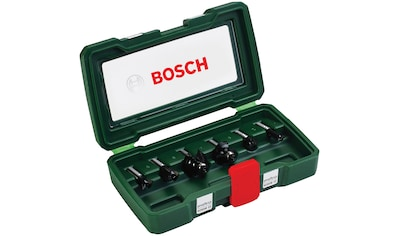 BOSCH Fräsbohrer, (Set, 6 tlg.), HM-Fräser 8 mm Schaft kaufen