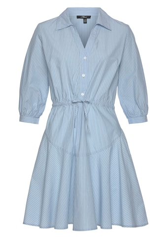 Mavi Blusenkleid »STRIPE DRESS«, Blusenkleid im Streifen Design kaufen