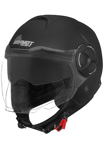Germot Motorradhelm »GM 650«, mit integrierter Sonnenblende kaufen