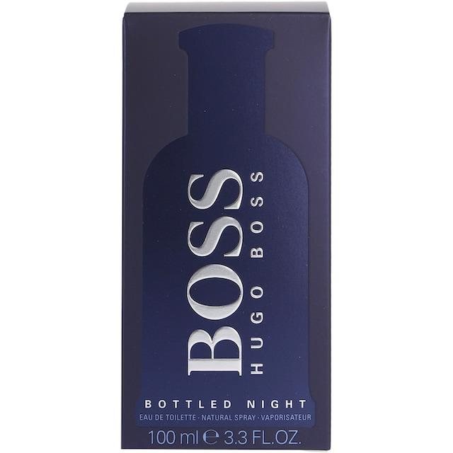 """Boss Eau de Toilette """"Boss Bottled Night"""""""