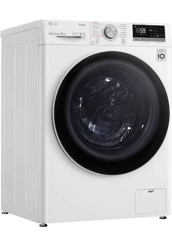 LG Waschmaschine »F4WV512P0«, F4WV512P0, 12 kg, 1400 U/min kaufen