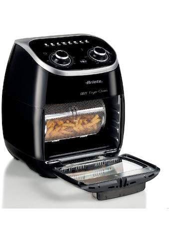 Ariete Heissluftfritteuse 4619 Airy Fryer Ofen 11 L, 2000 Watt kaufen
