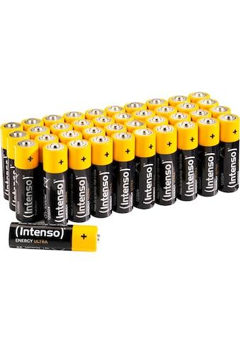 Intenso »Energy Ultra AA LR6« Batterie (40 Stück) kaufen
