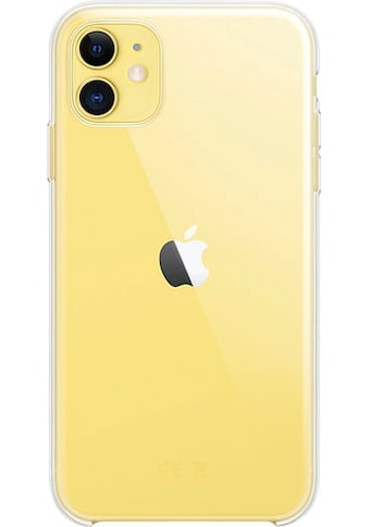 Apple Smartphone-Hülle »iPhone 11 Pro Clear Case«, iPhone 11 Pro kaufen