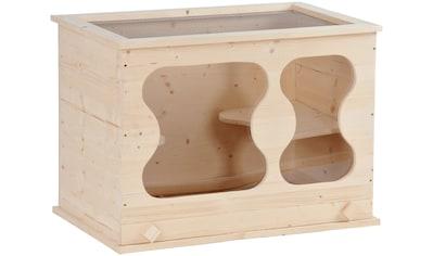 SILVIO DESIGN Kleintierkäfig »Coco«, BxTxH: 50x52x60 cm kaufen