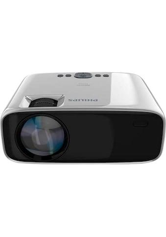 "Philips »NeoPix Prime« LCD - Beamer (3500"" lm, 3000:1, 1920 x 1080) kaufen"