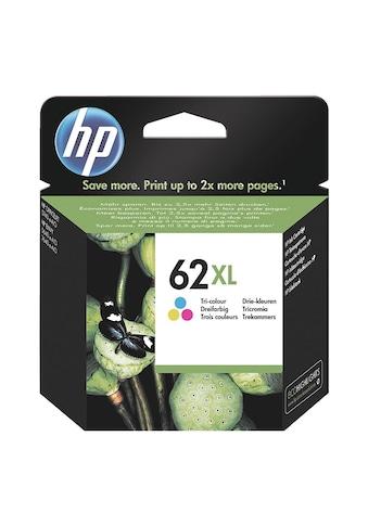 HP Tintenpatrone HP 62XL CMY »C2P07AE« kaufen