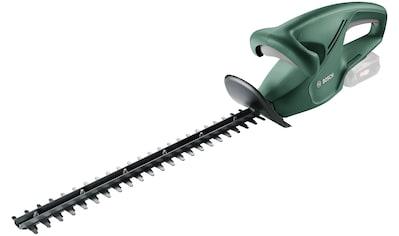 BOSCH Akku-Heckenschere »EasyHedgeCut 18-45«, 45 cm Schnittlänge, ohne Akku und Ladegerät kaufen