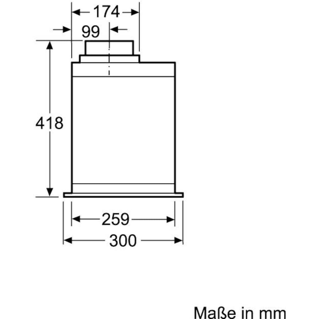 NEFF Deckenhaube »D57ML66N1«, Serie N 70, 70 cm breit