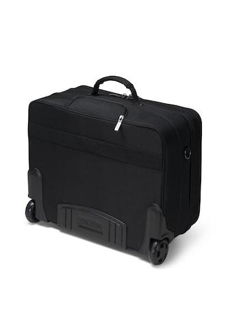 DICOTA Laptoptasche »Der Trolley mit leisen, austauschbaren Rädern«, Eco Multi Roller SELECT 14-17.3 kaufen