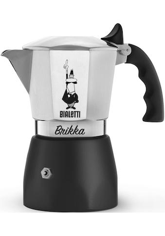 BIALETTI Espressokocher »New Brikka 2020«, Aluminium, 2 Tassen kaufen