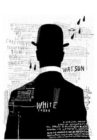 Art & Pleasure Acrylglasbild »Black and White man«, Menschen kaufen