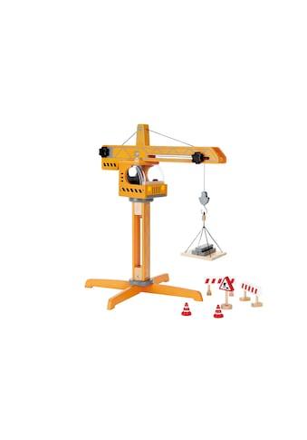 Hape Spielzeug-Kran »Großer Baukran«, aus Holz kaufen