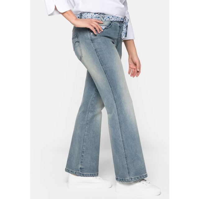 sheego by Joe Browns Bootcut-Jeans