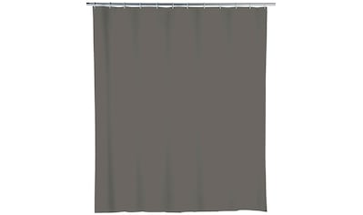 WENKO Duschvorhang »Uni Weiß« Breite 180 cm kaufen