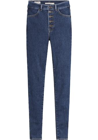 Levi's® High-waist-Jeans »MILE HIGH SHAPED«, mit Shaping-Effekt kaufen
