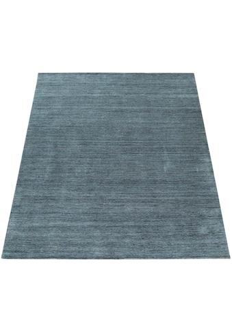 Paco Home Teppich »Loft 250«, rechteckig, 14 mm Höhe, handgefertigter Kurzflor,... kaufen