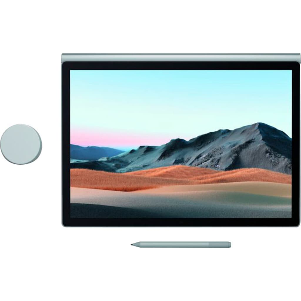 Microsoft Notebook »Surface Book 3 i7, 256/16GB«, (256 GB SSD)