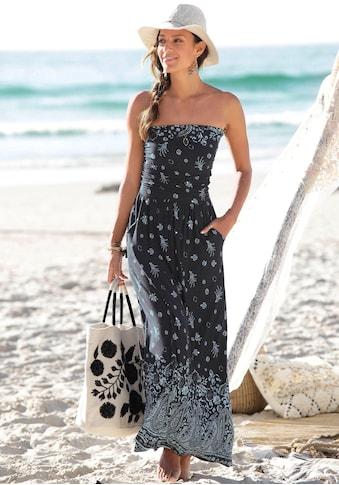 s.Oliver Beachwear Maxikleid kaufen