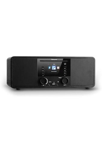 Auna Wlan Internetradio CD Player Netzwerkplayer WiFi USB Bluetooth »IR 190« kaufen