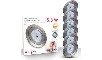 B.K.Licht,LED Einbauleuchte»Mano«, kaufen