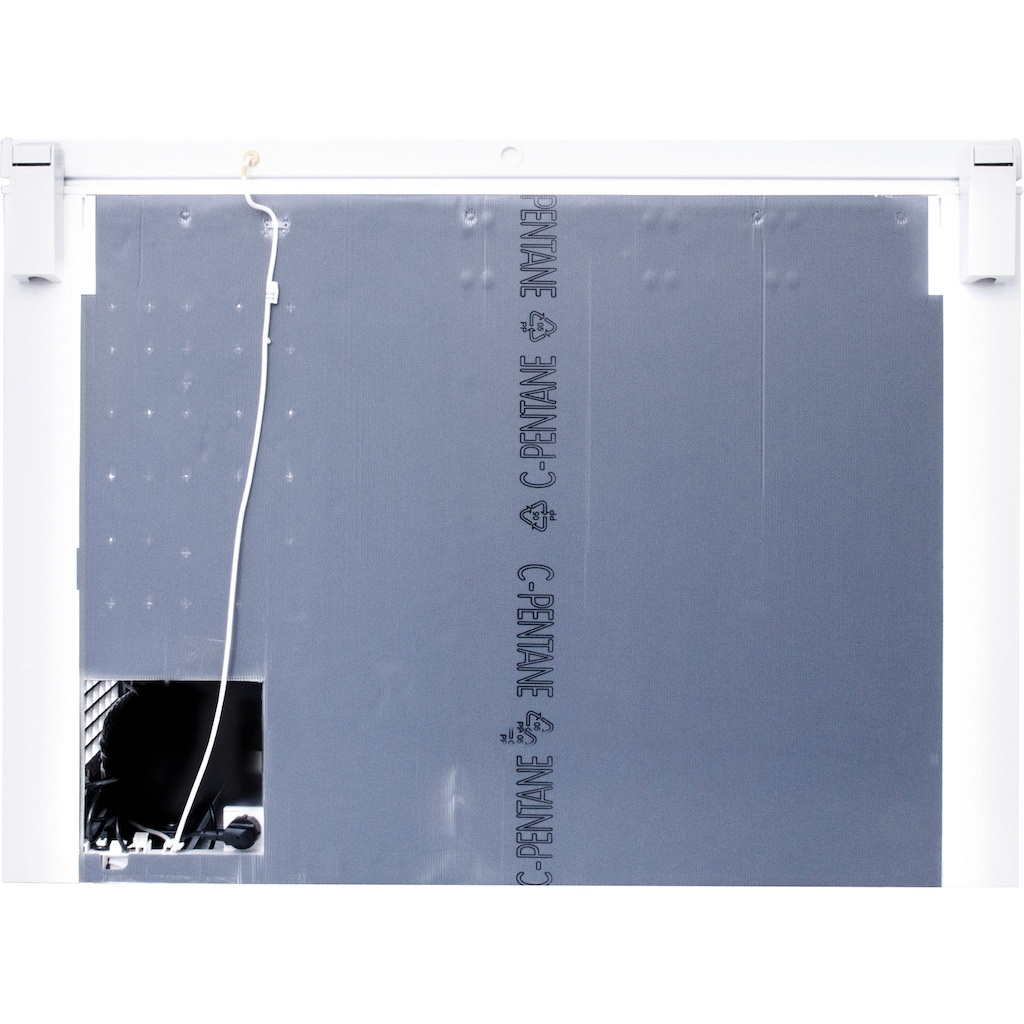 BAUKNECHT Gefriertruhe, 91,6 cm hoch, 118 cm breit