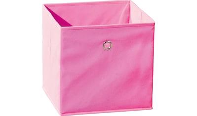 INOSIGN Aufbewahrungsbox »Winny Pink« kaufen
