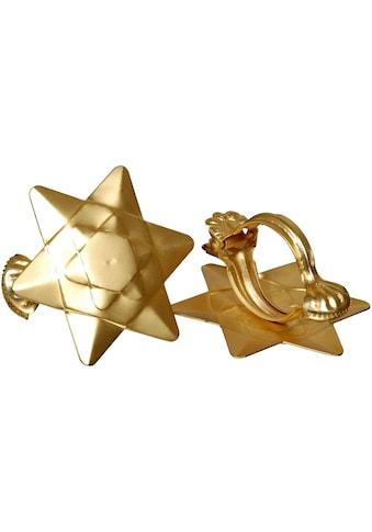 Dekoklammer »Orbit«, Liedeco, passend für Gardinen Vorhänge (Packung) kaufen